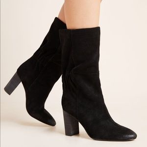 Anthropologie Charles by Charles David Bootie